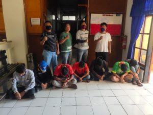 Ditengah Covid-19, 7 Orang Curi Jagung Sebanyak 2 Ton Berhasil Diciduk Polisi