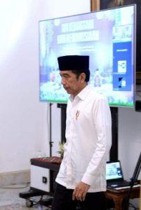 Presiden Jokowi: Minta KPK, BPKP & Kejaksaan Untuk Melakukan Pengawasan Dana Covid-19