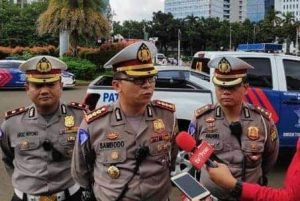 Polda Metro Jaya Terapkan Protokol Kesehatan Bagi Anggotanya Yang Melaksanakan Operasi Patuh Jaya 2020