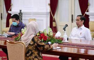 Presiden Jokowi Dukung Penuh Fase Uji Klinis Vaksin Covid-19