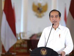 Presiden Jokowi: Keselamatan dan Kesejahteraan Rakyat Jadi Prioritas Utama