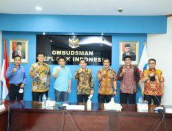 Bareskrim Polri dan Ombudsman Siap Bergandengan Tangan Perbaiki Pelayanan Publik