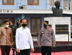 Kali ini! Presiden Jokowi Tinjau Provinsi Riau & Kepulauan Riau dalam Rangka Kunker