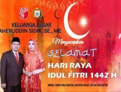 DPK PKPI Kab. Sumbawa Barat Mengucapkan Selamat Hari Raya Idul Fitri 1442 Hijriah
