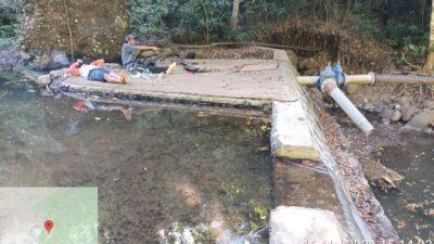 Kondisi Air PDAM Wilayah Empang_Tarano