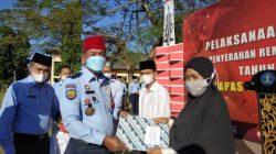 Sah! Hari Raya Idul Fitri Menyapa, 267 WBP Dapatkan Remisi