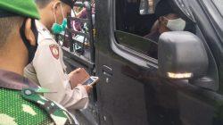 Ops Ketupat Toba 2021, Kasat Lantas Polres Sergai Patroli Tempat Wisata, Antisipasi Kerumunan