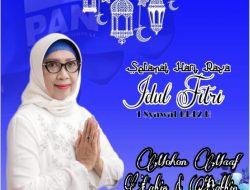 Iklan Hari Raya Idul Fitri 1442 H Ketua F-PAN DPRD Kab. Sumbawa