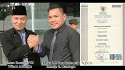 PPWI Ucapkan Selamat dan Sukses kepada LSP Pers Indonesia