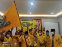Mohan: Ditangan H. Mo Golkar Akan jadi Pemenang Pemilu di Sumbawa