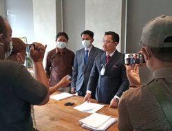 Tagih Janji Presiden, Okky, Kuasa Hukum PTN Minta Dugaan Aksi Mafia Pada Perkara Lahan Cigereleng, Kota Bandung Diusut Tuntas