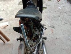 Ditabrak Truk Cold Diesel Penumpang Honda Supra Tewas