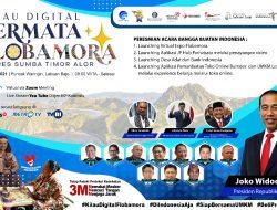 EXPO UMKM VIRTUAL, Labuan Bajo Tuan Rumah Gerakan Nasional Bangga Buatan Indonesia 2021