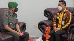 Pemkab Humbahas Terima Kunjungan Putra Daerah, Brigjen Dr. Tiarsen Buaton, S.H., LLM