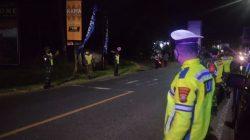 Tindak Lanjut Instruksi Kapolri Dan Jukrah Kapolda Sumut, Polres Simalungun Patroli Skala Besar TNI-Polri.
