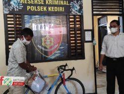 Tim Dukep Polsek Kediri ,Polres Lombok Barat Amankan Pelaku Tindak Pidana Pencurian