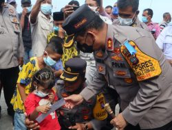 KSJ, Himpunan Nelayan Seluruh Indonesia (HNSI) Dan Media Independen Online (MIO) Tanda Tangani MOU.