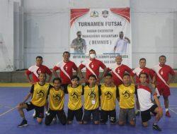 Buka BEMNUS Cup 2021, Danrem 162/WB Minta Dukungan dan Doa Untuk Atlet NTB Sukses di PON XX Papua