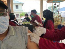 Pemkab Batubara Genjot Vaksinasi Hingga Ke Pesisir Pantai.