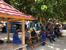 Sat Polairud Polres Sumbawa Laksanakan Pengamanan Kegiatan Lomba Balap Perahu