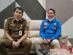 Jelang Musda DPD KNPI Yang Ke V, Panitia Musda Beraudiensi Ke Disparpora Kabupaten Batubara