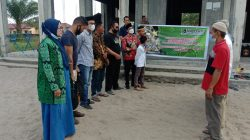 MD KAHMI Kabupaten Batubara Distribusikan 1,5 Ton Paket Sembako Dari Kabareskrim Agus Andrianto